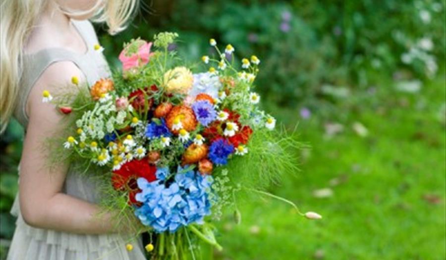 The Garden Gate Flower Company - Speciality Shop in Fowey, Restormel ...