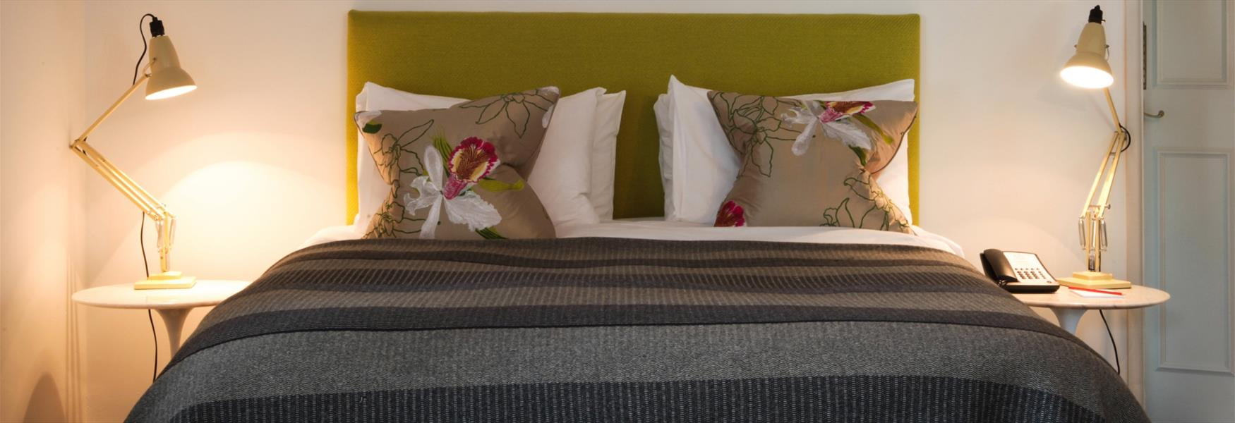 Contemporary or Traditional? - choose accommodation to suit you