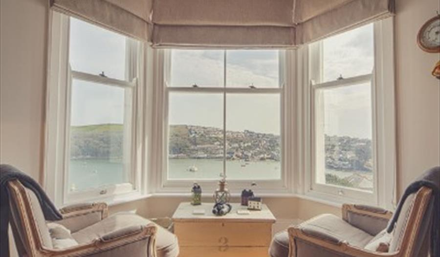 Retreat to Fowey, Claremont House Apt 1