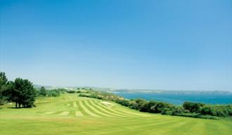 Carlyon Bay Golf Club, Carlyon Bay, Cornwall