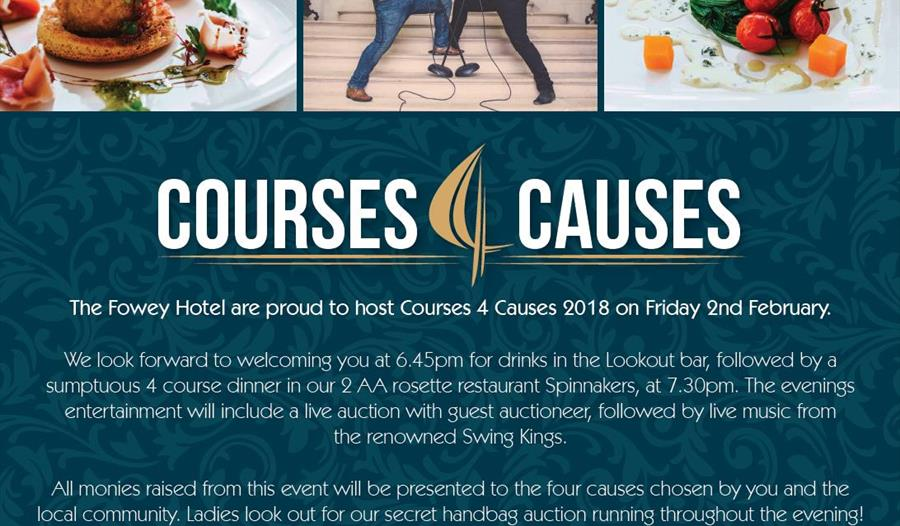 Course 4 Causes