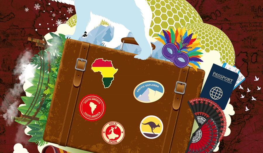 16-24 February Half Term: Passport to the World
