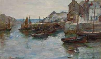 An Exhibition of Marine and Cornish Paintings