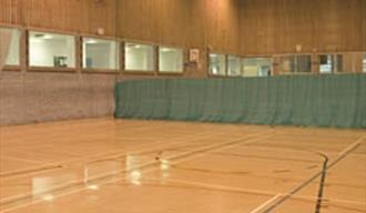 Polkyth Leisure Centre, St Austell, Cornwall