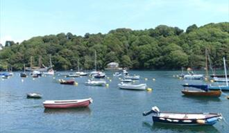Boat Hire from Fowey Boat Yard