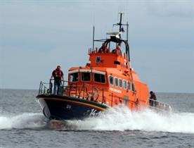 Fowey Lifeboat Open Days