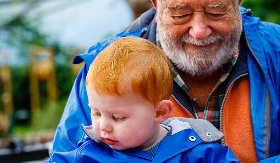 Grandparent and Toddler activities