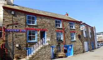 Lugger Inn - Polruan