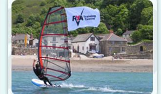 Polkerris Beach Watersports