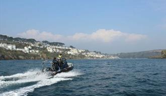 C Toms Power Boat Training