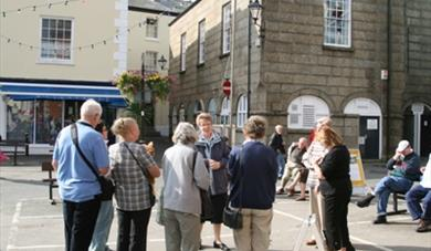 Guided Walk in Fowey