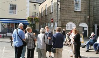 Guided Town Walk of Fowey
