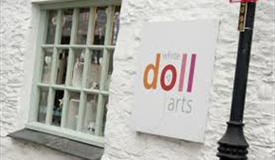 White Doll Arts and Fowey Pottery